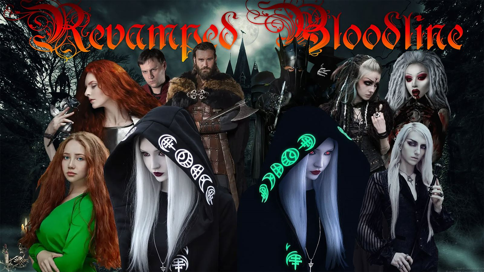 Revamped Bloodline