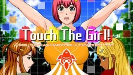 Touch The Girl! 18+ Adult game cover