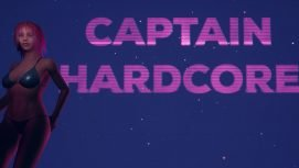 Captain Hardcore 18+ Adult game cover