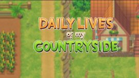 Daily Lives of my Countryside 18+ Adult game cover