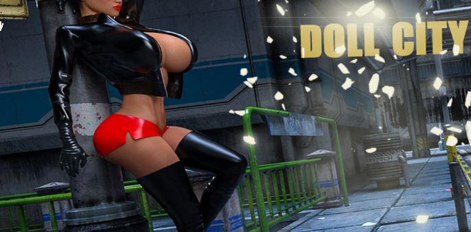Doll City Adult Game Cover