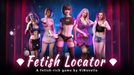 Fetish Locator 18+ Adult game cover