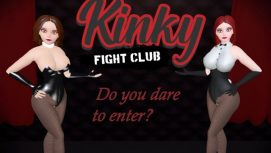 Kinky Fight Club 18+ Adult game cover