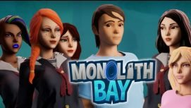 Monolith Bay 18+ Adult game cover