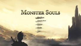 Monster Souls 18+ Adult game cover