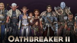 Oathbreaker 2 18+ Adult game cover