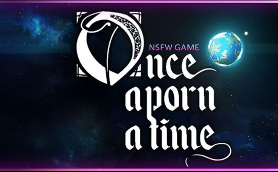 Once A Porn A Time Adult Game Cover