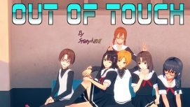 Out of Touch! 18+ Adult game cover