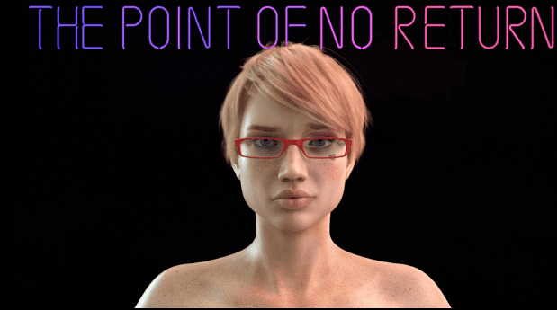 The Point of No Return Adult Game Cover