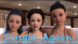 Single Again 18+ Adult game cover