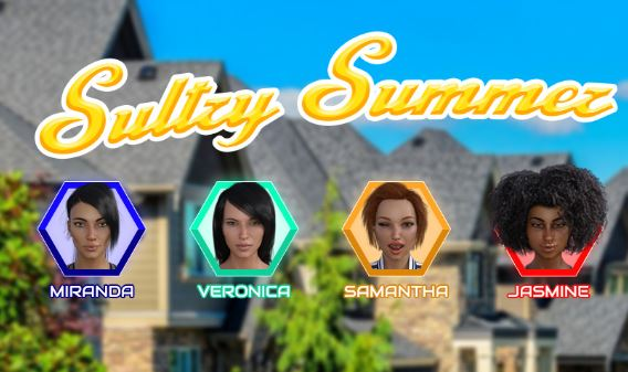 Sultry Summer Stories Adult Game Cover