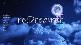 re:Dreamer 18+ Adult game cover