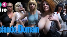 7 Islands Domain 18+ Adult game cover