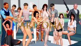Arizona 18+ Adult game cover