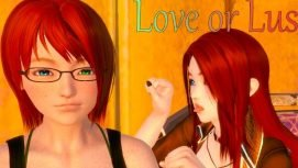 Love or Lust: Divine Proclivity 18+ Adult game cover
