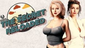 The Secret: Reloaded 18+ Adult game cover