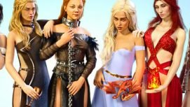 Whores of Thrones 2 18+ Adult game cover