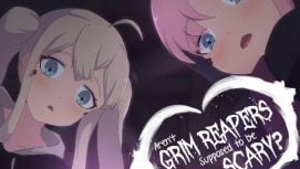 Aren't Grim Reapers Supposed to be Scary? 18+ Adult game cover