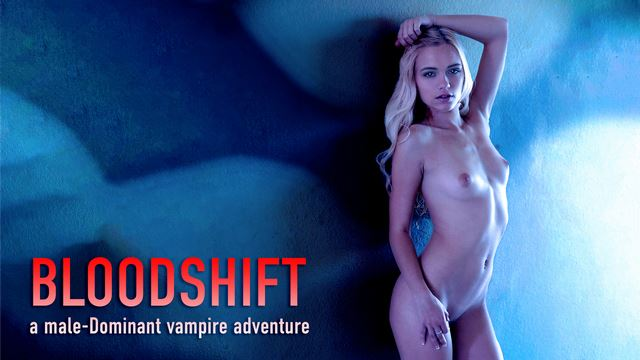 Bloodshift Adult Game Cover