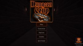 Dungeon Coup 18+ Adult game cover