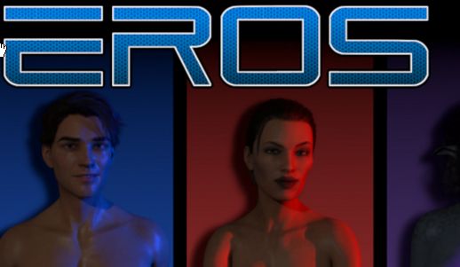 Eros Sector Adult Game Cover