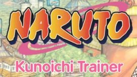 Naruto: Kunoichi Trainer 18+ Adult game cover