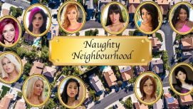 Naughty Neighbourhood 18+ Adult game cover