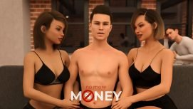 No More Money 18+ Adult game cover