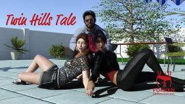 Twin Hills' Tale 18+ Adult game cover