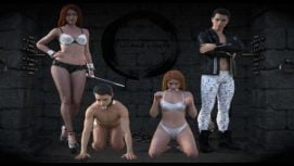 Vicious Circle 18+ Adult game cover