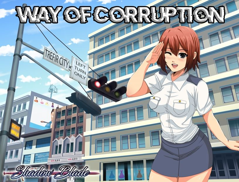 Way of Corruption Adult Game Cover