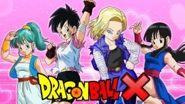 Dragon Ball X 18+ Adult game cover