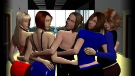 The Gym 18+ Adult game cover