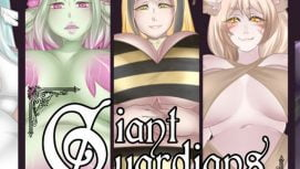 Giant Guardians 18+ Adult game cover