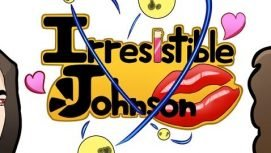 Irresistible Johnson 18+ Adult game cover