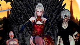 Kingdom Queens, Princesses And Whores 18+ Adult game cover