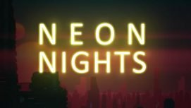 Neon Nights 18+ Adult game cover