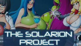 The Solarion Project 18+ Adult game cover