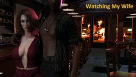 Watching My Wife 18+ Adult game cover