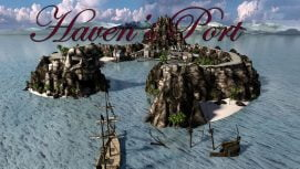 Haven's Port 18+ Adult game cover