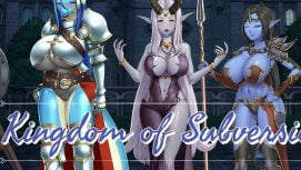 Kingdom of Subversion 18+ Adult game cover
