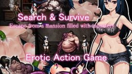 Mansion 18+ Adult game cover