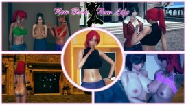 New Body New Life Remake 18+ Adult game cover