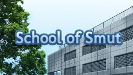 School Of Smut 18+ Adult game cover