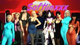 Softlinxxx 18+ Adult game cover