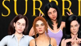 Surprise 18+ Adult game cover