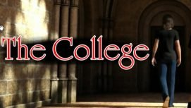The College 18+ Adult game cover