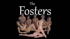 The Fosters 18+ Adult game cover
